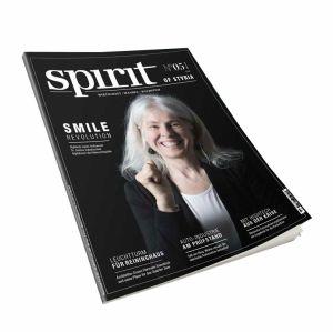 Foto: Cover Spirit of Styria